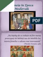 Femeia Medievala