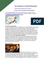Syrien Fordert Untersuchung Des Chemiewaffenangriffs- 21. 3. 2013