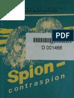 Spion - Contraspion