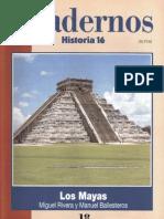 Cuadernos Historia 16 - 018a - Los Mayas
