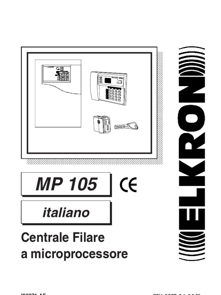 ELKRON MP105