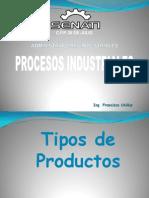 PI Clase 3 Tipos de Productos