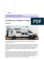 EarthRoamer Xpedition Vehicle Models- 28. 3. 2013