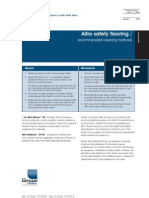 Altro Safety Floor Cleaning Guide