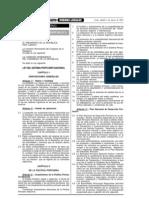 Ley 27943 Ley Del Sistema Portuario Nacional