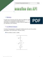 Programmation Des API Cours
