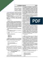 RAD Nº 019-2007-APN-DIR, del 11 de mayo de 2007. Disposiciones sobre medidas de seguridad para los prácticos marítimos en los puertos.
