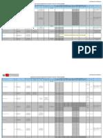 Registro de autorizaciones de Áreas Acuáticas y Franja Ribereña otorgadas por la APN - Actualizado a octubre de 2010
