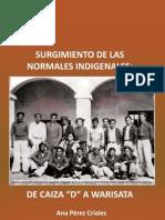 (TX) Normales Indigenales