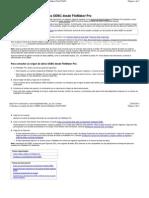 Consultar Un Origen de Datos ODBC Desde FileMaker Pro