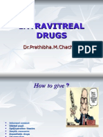 Intravitreal Drugs
