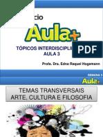 Arte, Cultura e Filosofia