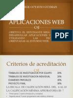 Aplicaciones Web (Descartes)