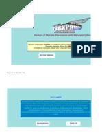 Maccaferri Flexible Pavement Design Spreadsheet