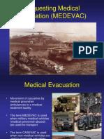 Lesson 8 Requesting Medical Evacuation (Medevac)