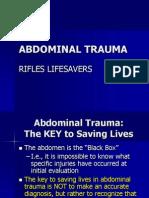 RLS Abdominal Trauma