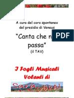 Canzoniere Fogli Volanti 1
