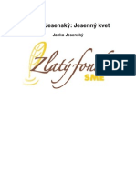 Jesensky Janko Jesenny Kvet Txt
