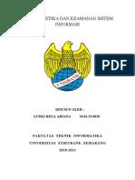 Makalah Etika Dan Keamanan Sistem Informasi