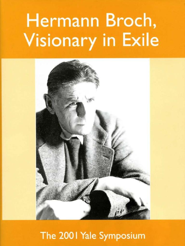 Hermann BROCH.pdf | Novels | Science
