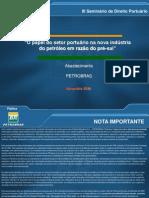 Carlos - O papel do setor portuário na nova indústria do petróleo em razão do pré-sal 28-10REV10resumido