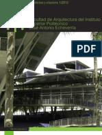 Revista Arquitectura y Urbanismo, 1/ 2013