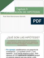 Metodología Hipótesis