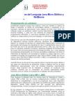 Introduccion Java Netbeans