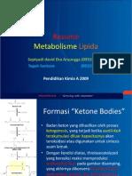 Metabolisme lipida