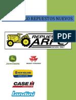 Interruptor Tractor Rojo Emergencia Symbol 245916C1
