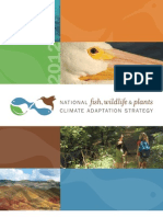 National Report on Wildlife Climate Adaptation Strategies