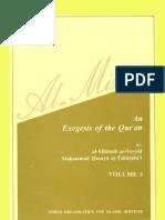 Al Mizan Vol 3