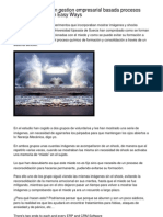 The Magic Formula for Gestion Empresarial Basada Procesos Exposed in Four Simple Actions.20130329.095010