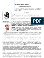 SUBGENEROS DRAMATICOS 2