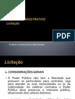 Direitoadministrativo-licitao