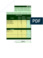 Matriz DAFO Debilidades Fortalezas (1)