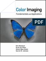 Color Imaging Fundamentals and Applications