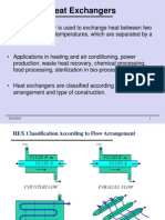 Analyses of Heat Exhangers-2011 - Copy