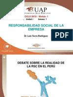 Semana 5 RSE en El Peru