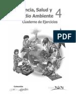 Cuaderno de Ejercicios de Ciencias