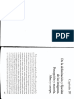 Bergson Materia y Memoria Capitulo 4