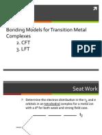 Bonding Theories (CFT&LFT)