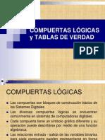 SISTEMAS DIGITALES - COMPUERTAS LÓGICAS