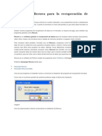 Manual de Recuva para la recuperación de datos