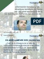 Proyecto 2009 Turismo