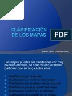 Clasificación mapas inegi