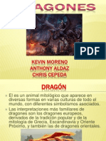 Dragónes