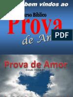 Curso Bblico Prova de Amor