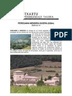 20090315 Peregaina Notas