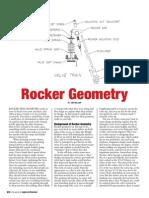 Rocker Geometryad